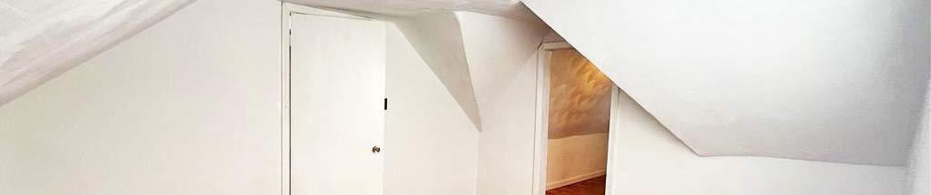 Ceilings of property located at 908 Widgeon Road, Norfolk, Virginia 23513