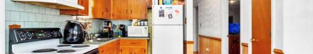 Kitchen in 1811 Bay Avenue, Hampton, Virginia 23661