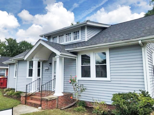 Front of property located at 2305 Des Moines Avenue, Portsmouth, VA 23704
