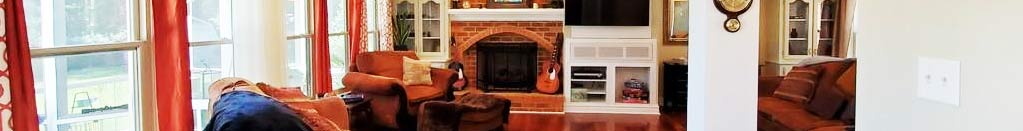 Den in property located at 801 Heritage Point, Chesapeake, Virginia 23322