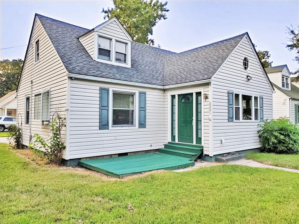 Front of property located at 8201 Old Ocean View Road, Norfolk, VA 23518