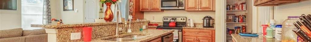 Kitchen in property located at 2509 Pringle Drive, Chesapeake, VA 23325