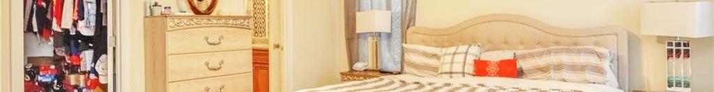 Bedroom in property located at 2509 Pringle Drive, Chesapeake, VA 23325